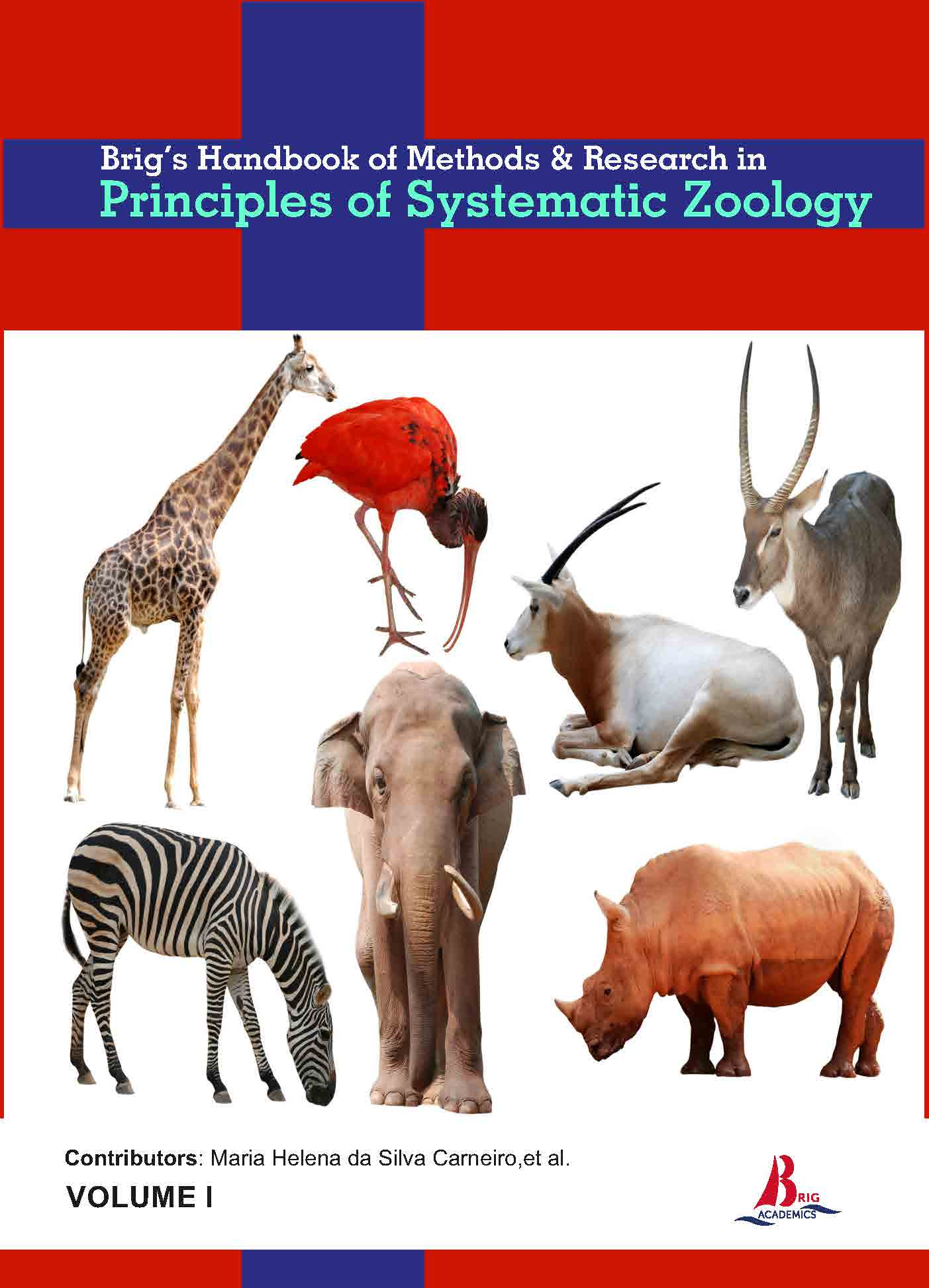 Brig's Handbook of Methods & Research in Principles of Systematic Zoology