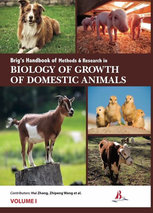 Brig's Handbook of Methods & Research in Biology of Growth of Domestic Animals
