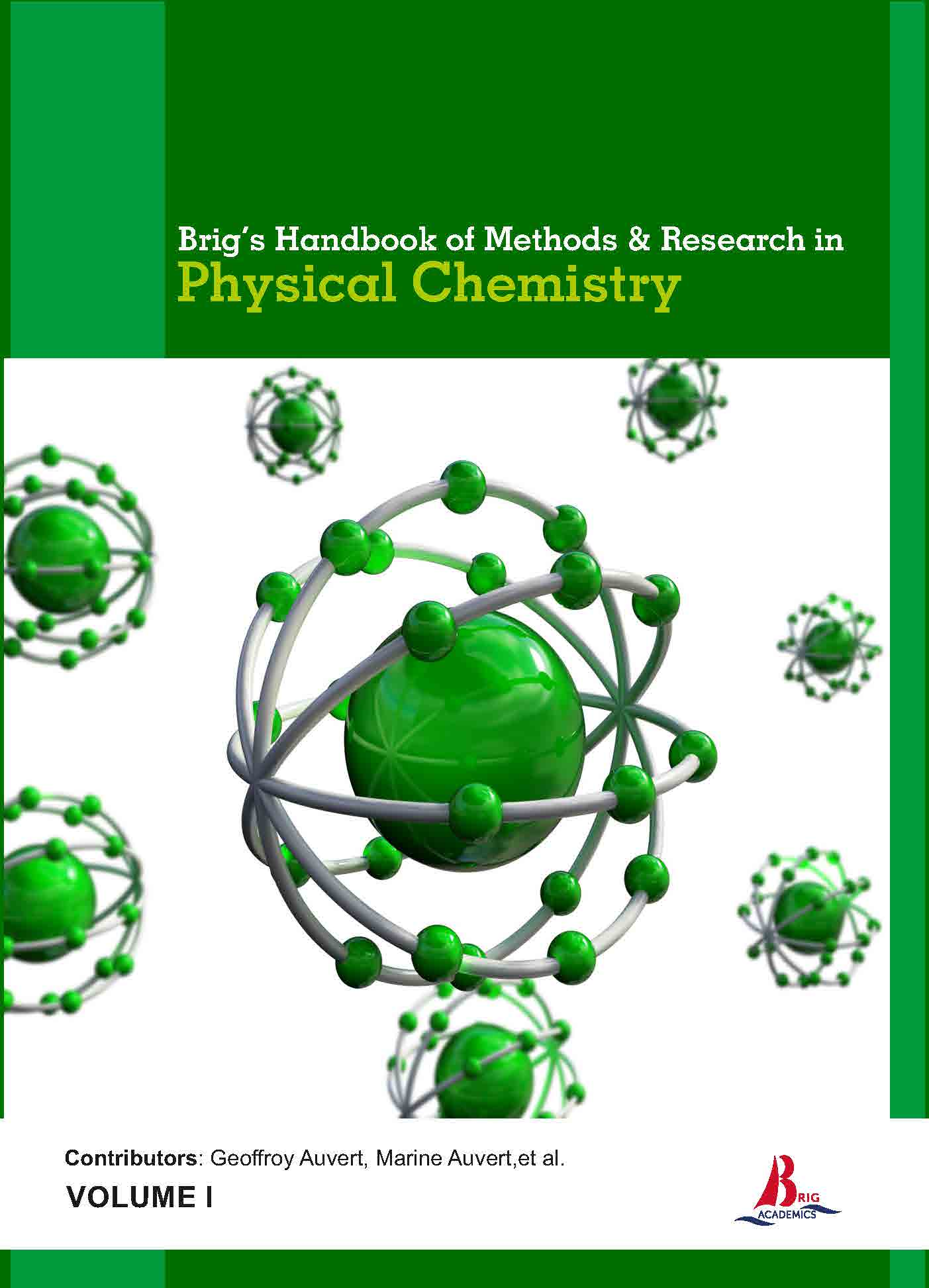 Brig's Handbook of Methods & Research in Physical Chemistry