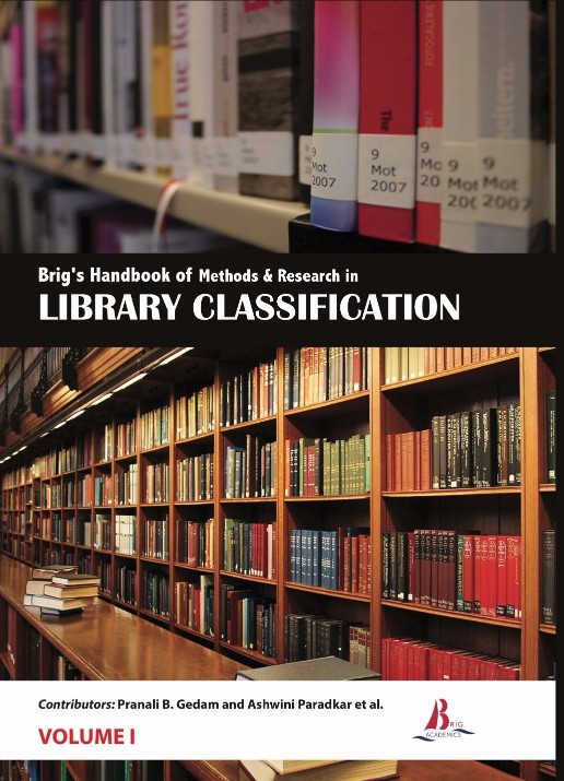 Brig's Handbook of Methods & Research in Library Classification