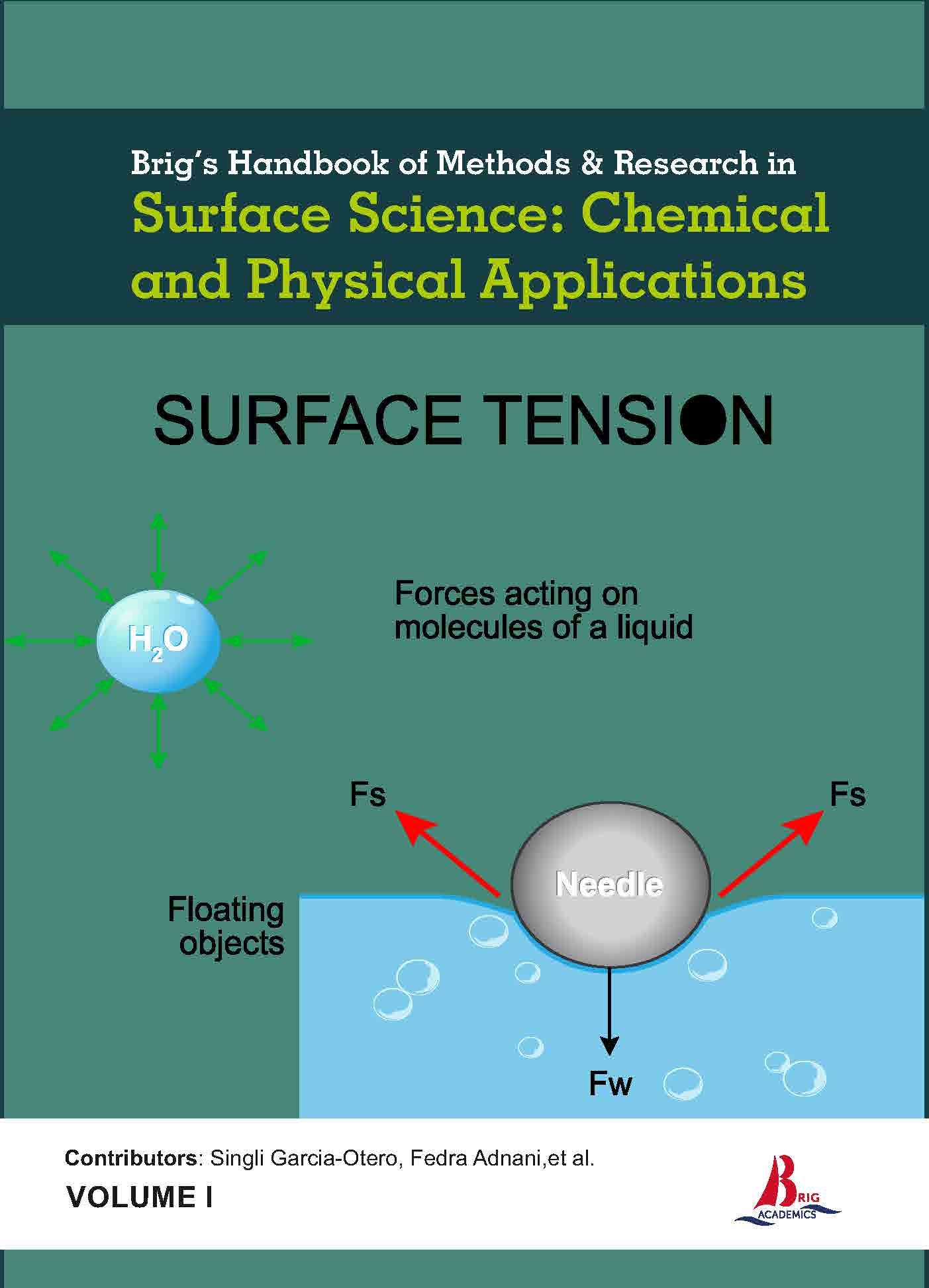 Brig's Handbook of Methods & Research in Surface Science: Chemical and Physical Applications