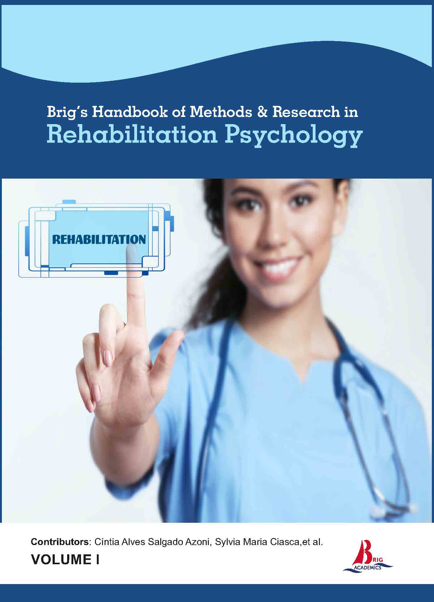 Brig's Handbook of Methods & Research in rehabilitation psychology