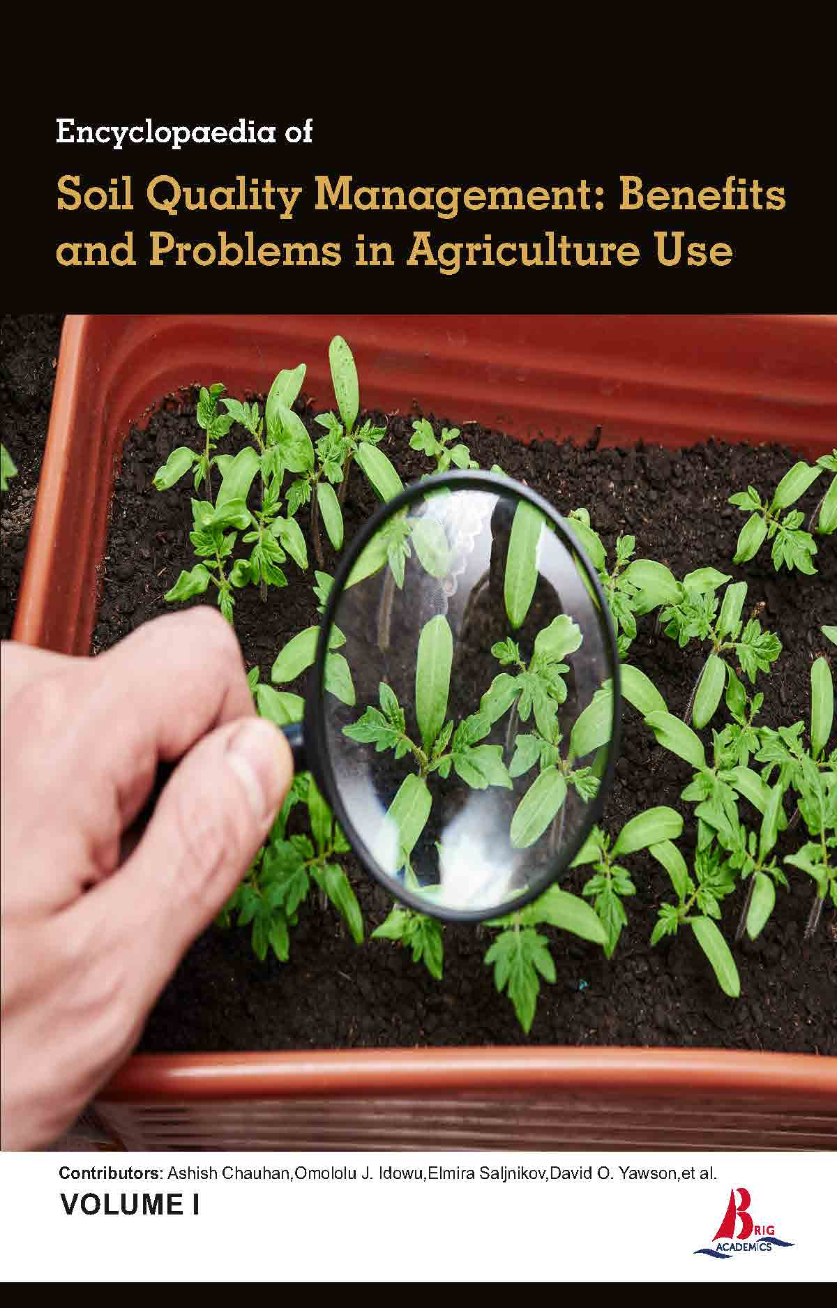 Encyclopaedia of Soil Quality Management: Benefits and Problems in Agriculture Use (4 Volumes)